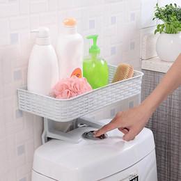 $enCountryForm.capitalKeyWord Australia - Toilet Debris Storage Shelf Trochal Disc Wall-mounted Bathroom Accessories Storage Rack Closestool Sundries Holder Hanging 1