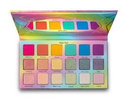 Crystal Violet Australia - Huda Eye Makeup Ultra Matte 18 Color Beauty Sugar Crystals Long lasting Eyeshadow Palette Violet Voss Cosmetics