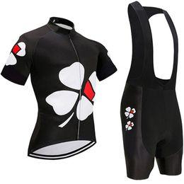 $enCountryForm.capitalKeyWord Australia - 2019 FDJ Pro Team summer cycling Jersey set Bicycle Clothing Breathable Men Short Sleeve shirt Bike bib shorts 9D Gel pad