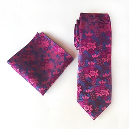 plum suits NZ - Factory direct supply set net sales explosions plum blossom paisley elegant atmosphere suit tie pocket towel suit