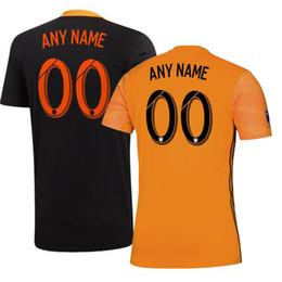 47c3e76ae Houston Jerseys Canada - Version Mls Dynamo 2019 Soccer Jersey Away Soccer  Shirt Martinez Manotas 2019