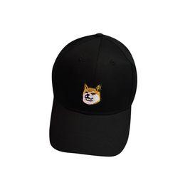 724785d9ee4bc baseball cap Women Men Hat Cute Dog Cotton snapback Adjustable Hip Hop  Baseball Cap Boys Girls Casquette Hip Hop Flat Hat3L3