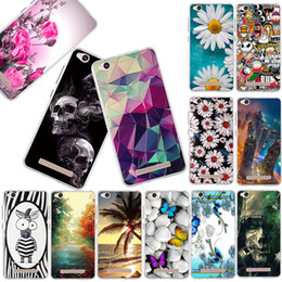$enCountryForm.capitalKeyWord Australia - Phone Case For Xiaomi Redmi 4a Case 5.0'' Luxury Fashion 3d Painted Tpu Soft Silicone Cover For Redmi 4a 4 A Back Cover Fundas