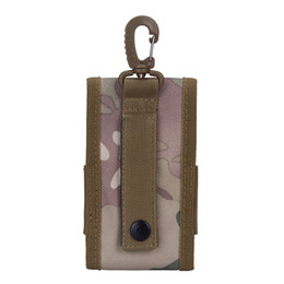 $enCountryForm.capitalKeyWord Australia - camouflage Hanging bag Mobile phone bags outdoors sports package Gadgets portable Multicolor Various style hot sale 5 5rjf1