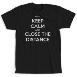 $enCountryForm.capitalKeyWord UK - Go Radio Band - Keep Calm Close the Distance New T-Shirt 100% Cotton Cool Casual pride t shirt men Unisex