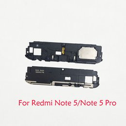 note boards NZ - For Redmi Note 5  Note 5 Pro Loudspeaker Buzzer Ringer Call Speaker Bell Loud Speaker Receiver Board Complete Parts