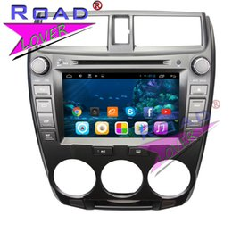 $enCountryForm.capitalKeyWord Australia - TOPNAVI 2G+32GB Android 6.0 Quad Core Car PC System DVD Player For City 1.5L 2008-2012 Stereo GPS Navigation Audio MP3 BT