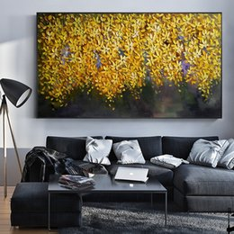 Abstract Modern Figure Australia - Hand Painted oil painting on canvas modern Best Art Modern Abstract oil painting Golden years AK1-001