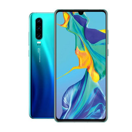4g phones hd online shopping - Goophone P30 pro mobile phones inch smart phones case GB GB HD display G G network Show Fake G LTE