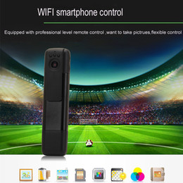 meeting voice recorder Canada - Full HD Mini DV camera Wearable WIFI IP camera 145 degree wide angle mini pen body camera Meeting Pen voice video Recorder C11
