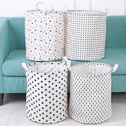 $enCountryForm.capitalKeyWord NZ - foldable laundry basket with handle storage basket for toys organizer washing basket dirty clothes sundries storage box