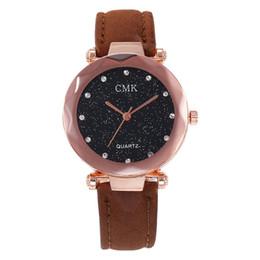 Watches Unique Design Australia - Quartz-watch Women Unique Dial Design Watch Wrist Clock Watch For Women Simple FASHION Watches Quartz