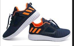 Venta al por mayor de 2019 calientes Zapatillas de deporte para niños Zapatillas de deporte para niñas Zapatillas para niños Entrenadores de ocio Zapatos para niños transpirables Tamaño de los zapatos europeos: 25-35