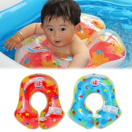 $enCountryForm.capitalKeyWord UK - Baby Swimming Ring Inflatable Cartoon Infant Thicken Pool Armpit Floating Inflatable Pool Float Circle for Kids