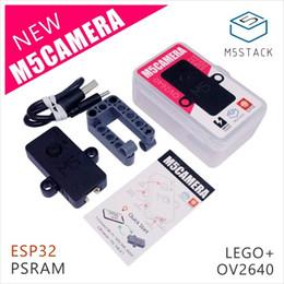 $enCountryForm.capitalKeyWord Australia - Freeshipping Official ESP32 WROVER with PSRAM Camera Module OV2640 Type-C Grove Port Mini Camera Development Board Building Brick