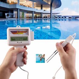 Ph Tester For Aquarium Australia - Pc101 Water Ph Meter Water Quality Tester Ph Cl2 Chlorine Tester Meter Ph Tester For Swimming Pool Spa Aquarium T8190619