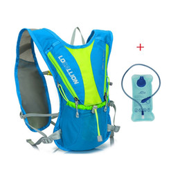 China 5L Lightweight running bag Professional Bicycle Biking Women Men Riding Multifunction Backpack Waterproof Nylon Hydration Pack #234856 cheap women hydration backpack suppliers