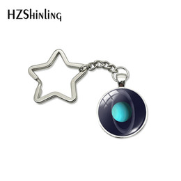 $enCountryForm.capitalKeyWord Australia - 2019 New Fashion Mercury Galaxy Universe Space Star Keychain for Man Women Gifts Key Chain Ring Holder Key Fob Jewelry