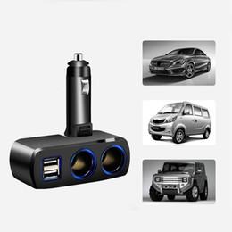 $enCountryForm.capitalKeyWord Australia - DC 12V 3.1A Dual USB Charger 2 Way Car Cigarette Lighter Socket Splitter Adapter For Mobile Phone