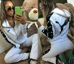 Wholesale sexy summer pants resale online – Two Piece Pant bodycon two piece suit new summer sportswear suit women s fashion Close fitting sexy two piece suit girl clothing suits