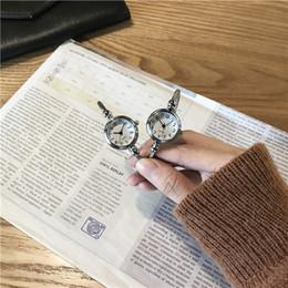 $enCountryForm.capitalKeyWord Australia - Small dial watch alloy wholesale cheap ladies watch party fashion ins Korean style elegant ladies casual watch vintage antique style watches