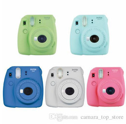 photo fix NZ - Monorail Fujifilm Instax Mini 9 Film Camera Photo Instant Mini 9 Camera Fixed Instant Film Camera