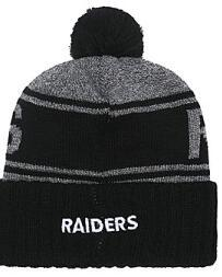 Fashion Beanies NZ - Discount Price Fashion Beanie Sideline Cold Weather Graphite Sport Knit Hat All Teams winter Oakland Knitted Wool Skull Cap 03
