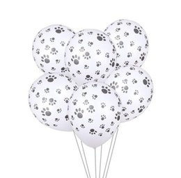 Black White Birthday Balloons UK