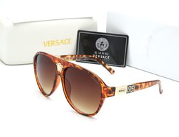 Sun Plastic Coating Australia - fashion top high-end New Mens Sunglasses ForWomen Protection Sun Glasses Outdoor Sport In the box