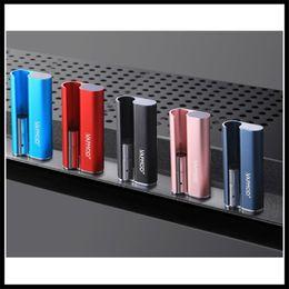 $enCountryForm.capitalKeyWord Australia - Hottest Vapmod Magic 710 Kit 380mAh Built-in Battery With 510 Magnet Thread Smart Preheat Function Electronic Cigarette free DHL