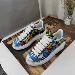 $enCountryForm.capitalKeyWord Australia - Metal Spike Lady Comfort Casual Dress Shoe Sport Sneaker Casual Leather Shoes Personality Womens Hiking Trail Walking 35-44 sy190719