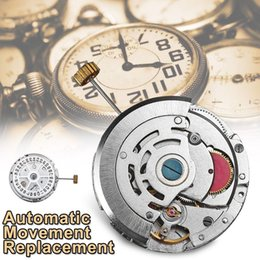 Part kits online shopping - Automatic Movement Replacement Day Date Chronograph Watch Accessories Repair Tools Kit Parts Fittings for