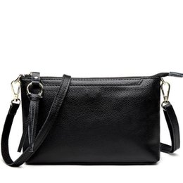 Genuine Leather Snakeskin NZ - With Good Gifts!Nice New Womens Genuine Leather Bag Small Bags Women Messenger Bags Handbags Women Famous Brand Female Bag
