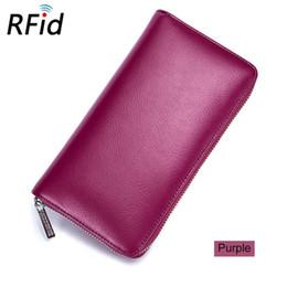 $enCountryForm.capitalKeyWord Australia - Women 36 Card Holder Credit Rfid Card Case Wallet Auto Car Document Passport Cover Purse Fa$3
