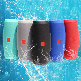 $enCountryForm.capitalKeyWord Australia - 2019 Hotest Charge 3 Wireless Bluetooth Speaker IPX7 Waterproof Portable Music Speakers Small Sound Box Kaleidoscope Multiple Audio With Mic
