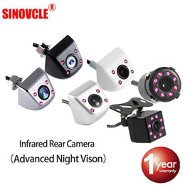 $enCountryForm.capitalKeyWord Australia - SINOVCLE Car Rear View Camera Reverse Infrared Camera Advanced Night Vision for Parking Monitor Waterproof CCD HD Video