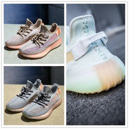 Discount new breathable running shoes - 2019 All New Sneakers Kange West Static Reflective Clay True Form Hyperspace Men Women Running Shoes US 5-13