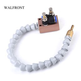 Milling Lathe Tool Australia - Freeshipping Mist Coolant Lubrication Spray System Air Pipe CNC Lathe Milling Drill Engraving Machine Coolling Tools Sprayer Hose