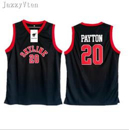 $enCountryForm.capitalKeyWord NZ - Skyline 20 Gary Payton High School Jersey Men Black For Sport Fans Payton Basketball Jerseys Breathable Uniform Factory Directly Wholesales