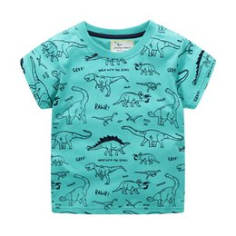 038e5b26c 2019ins explosion models spring and summer children s clothing summer new  short-sleeved children s T-shirt European and American cotton shir