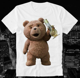 film de ted achat en gros de-news_sitemap_homeT shirt Ted Bong Cult Fun film drôle Joint thunderbuddies T shirt New Cool Tops Gym