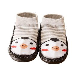 $enCountryForm.capitalKeyWord UK - Baby Shoes Girl Boy Soft Cololrful Crib shoes Cartoon Kids Toddler Baby Boots Slipper 2018 NEWEST Socks