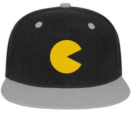 $enCountryForm.capitalKeyWord NZ - Popular Game Pac-Man Unisex Mens Caps Women's Cap Trendy Cotton Snapback Flatbrim Hiking Hat Baseball Caps for Women