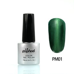 Chinese  New Magic 3D Cat's Eye Nail Gel Polish Soak-off Gel Polish Eyes Art Magical Colors Magnet 5.9 manufacturers