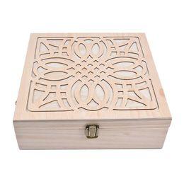 $enCountryForm.capitalKeyWord Australia - 62 Slot Wooden Essential Oil Storage Box Large Capacity Aromatherapy Essential Oil Bottle
