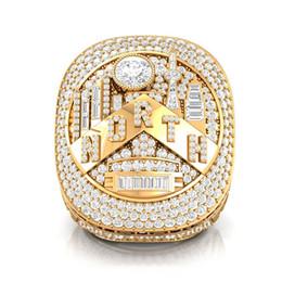 Mais recente 2019 anel Autoridade Campeonato Raptors jóias homens Fãs Colete Souvenirs MVP Leonard Lowry Anel de dedo Atacado de alta quanlity Hot em Promoção