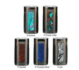 color box mod Australia - VOOPOO X217 TC Box Mod GENE Fun Chip 1.3 Inch FIT high-definition color screen Powered by dual 18650 21700 Batteries 100% Original