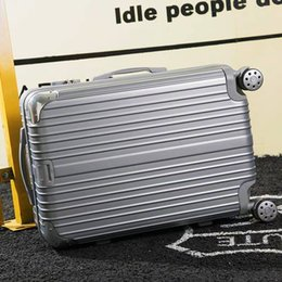 $enCountryForm.capitalKeyWord NZ - With expansion suitcase male pull lever suitcase password suitcase female large capacity 28 college students brake wheel