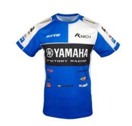 850bfd9f3 Motorcycle Racing M1 Motorbike motocross Moto GP casual Riding men short  sleeve Breathable for yamaha T shirt Clothes Driving