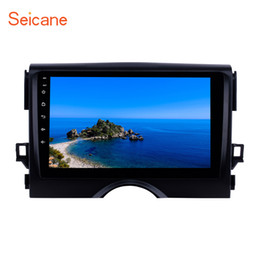 Gp C Australia - 8-core 9 Inch Android 9.0 Car Radio GPS Navigation for 2010 2011-2015 TOYOTA REIZ Mark X with Bluetooth Wifi support OBD2 4G Car DVD